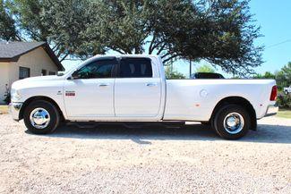 2012 Ram 3500 DRW Big Horn Crew Cab 2wd 6.7L Cummins Diesel Auto Sealy, Texas 6