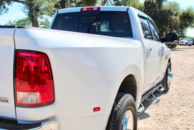 2012 Ram 3500 DRW Big Horn Crew Cab 2wd 6.7L Cummins Diesel Auto Sealy, Texas 10