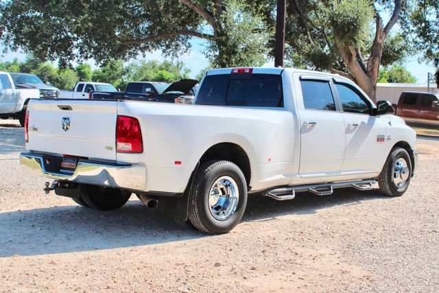 2012 Ram 3500 DRW Big Horn Crew Cab 2wd 6.7L Cummins Diesel Auto Sealy, Texas 11