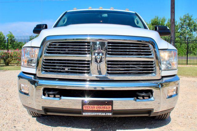 2012 Ram 3500 DRW Big Horn Crew Cab 2wd 6.7L Cummins Diesel Auto Sealy, Texas 13