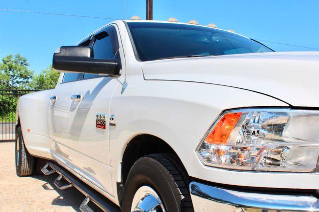 2012 Ram 3500 DRW Big Horn Crew Cab 2wd 6.7L Cummins Diesel Auto Sealy, Texas 2