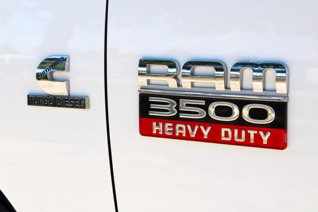 2012 Ram 3500 DRW Big Horn Crew Cab 2wd 6.7L Cummins Diesel Auto Sealy, Texas 20