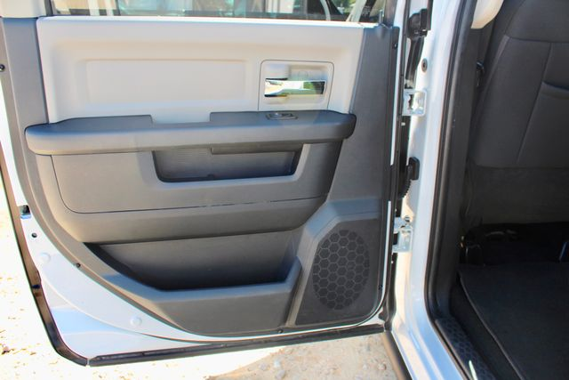 2012 Ram 3500 DRW Big Horn Crew Cab 2wd 6.7L Cummins Diesel Auto Sealy, Texas 38