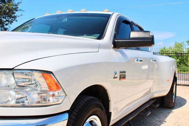 2012 Ram 3500 DRW Big Horn Crew Cab 2wd 6.7L Cummins Diesel Auto Sealy, Texas 4
