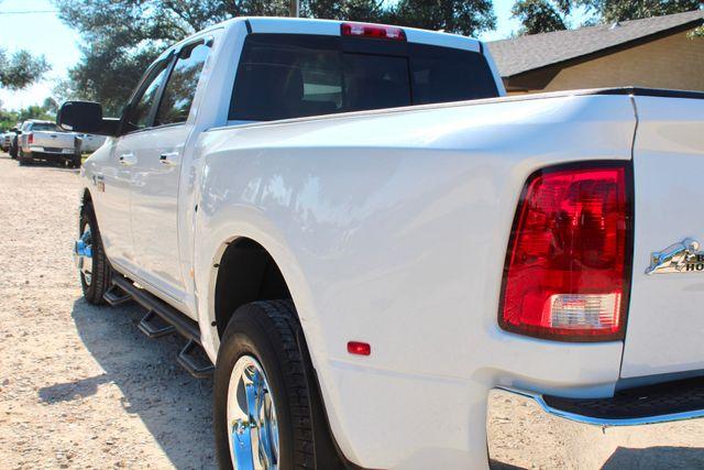 2012 Ram 3500 DRW Big Horn Crew Cab 2wd 6.7L Cummins Diesel Auto Sealy, Texas 8