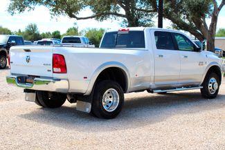 2012 Ram 3500 DRW Laramie Crew 4X4 6.7L Cummins Diesel Auto LOADED Sealy, Texas 11