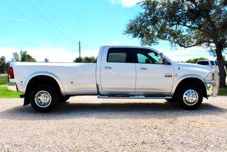 2012 Ram 3500 DRW Laramie Crew 4X4 6.7L Cummins Diesel Auto LOADED Sealy, Texas 12