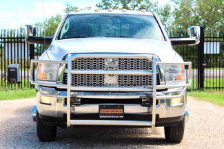 2012 Ram 3500 DRW Laramie Crew 4X4 6.7L Cummins Diesel Auto LOADED Sealy, Texas 3