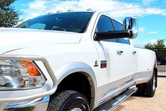 2012 Ram 3500 DRW Laramie Crew 4X4 6.7L Cummins Diesel Auto LOADED Sealy, Texas 4