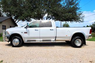 2012 Ram 3500 DRW Laramie Crew 4X4 6.7L Cummins Diesel Auto LOADED Sealy, Texas 6