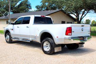 2012 Ram 3500 DRW Laramie Crew 4X4 6.7L Cummins Diesel Auto LOADED Sealy, Texas 7