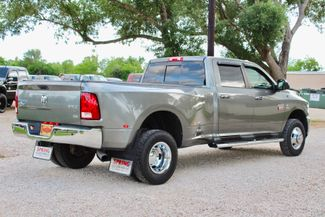 2012 Ram 3500 DRW Lone Star Crew Cab 4X4 6.7L Cummins Diesel Auto Sealy, Texas 11