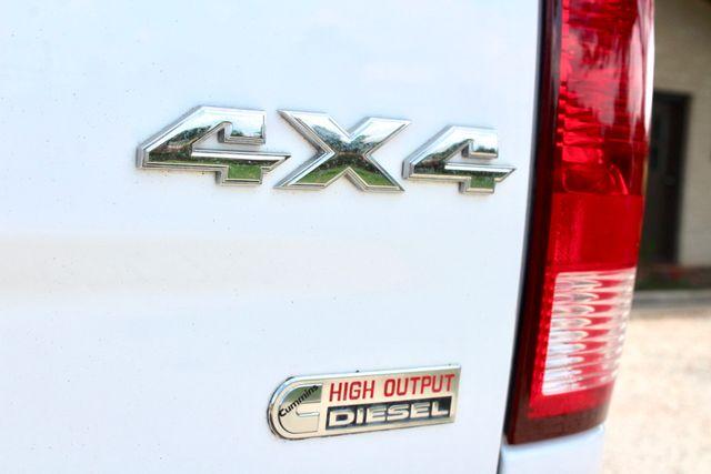 2012 Ram 3500 DRW Longhorn Laramie Mega Cab 4X4 6.7L Cummins Diesel Auto Loaded Lifted Sealy, Texas 20