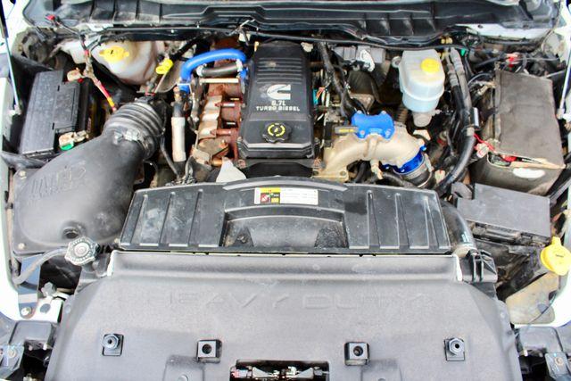 2012 Ram 3500 DRW Longhorn Laramie Mega Cab 4X4 6.7L Cummins Diesel Auto Loaded Lifted Sealy, Texas 34
