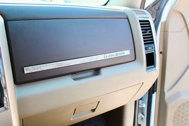 2012 Ram 3500 DRW Longhorn Laramie Mega Cab 4X4 6.7L Cummins Diesel Auto Loaded Lifted Sealy, Texas 61