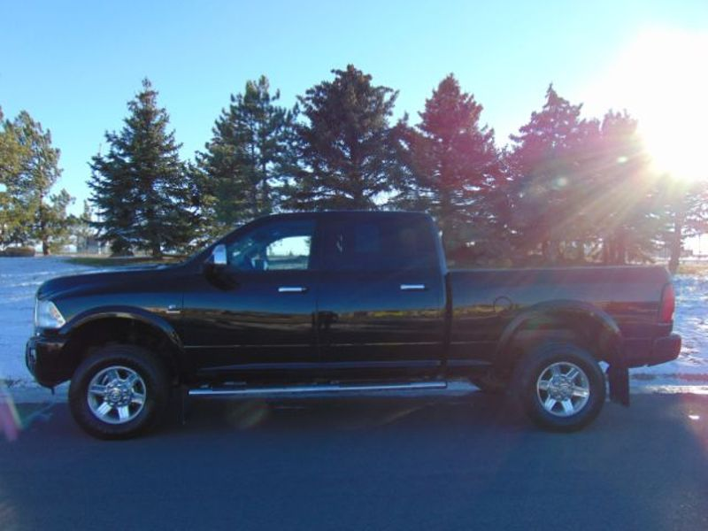 2012 Ram 3500 Laramie Limited  city MT  Bleskin Motor Company   in Great Falls, MT