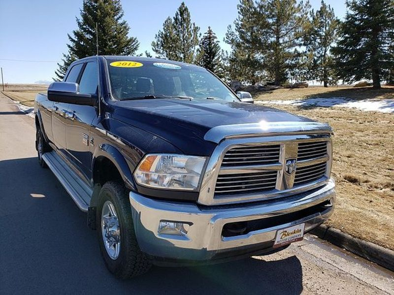 2012 Ram 3500 Laramie  city MT  Bleskin Motor Company   in Great Falls, MT