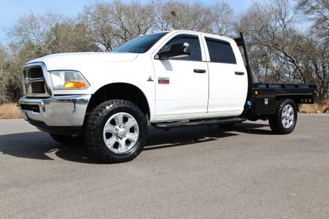 2012 Ram 3500 ST - 4x4 - FLATBED in Liberty Hill , TX