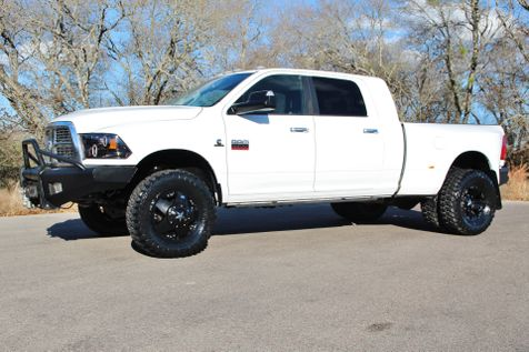 2012 Ram 3500 4x4 - MEGA CAB - BIG HORN in Liberty Hill , TX