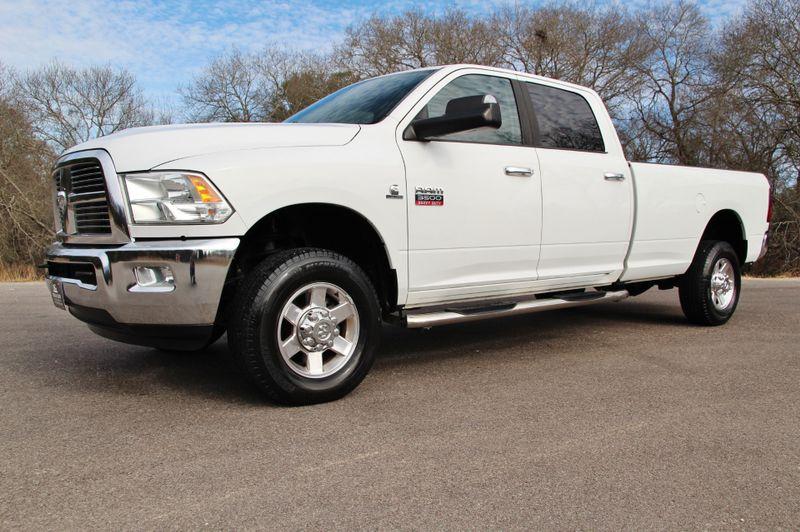 2012 Ram 3500 Big Horn - 4x4