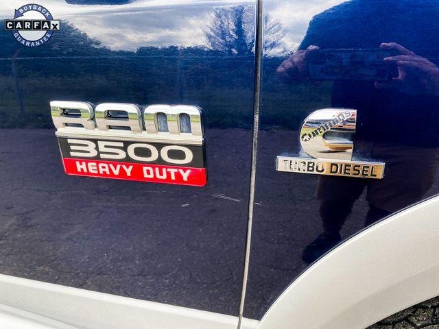 2012 Ram 3500 Laramie Madison, NC 9
