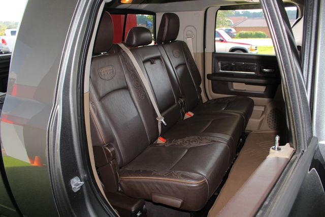 2012 Ram 3500 Laramie Longhorn MEGA CAB 4X4 - LOT$ OF EXTRA$! Mooresville , NC 14