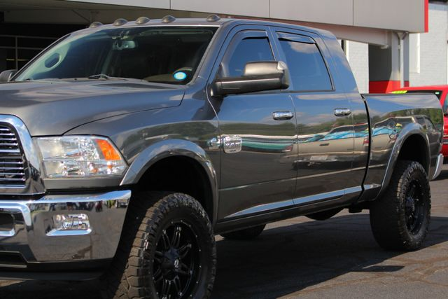 2012 Ram 3500 Laramie Longhorn MEGA CAB 4X4 - LOT$ OF EXTRA$! Mooresville , NC 28