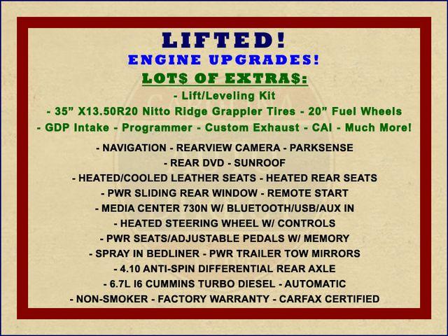 2012 Ram 3500 Laramie Longhorn MEGA CAB 4X4 - LOT$ OF EXTRA$! Mooresville , NC 1