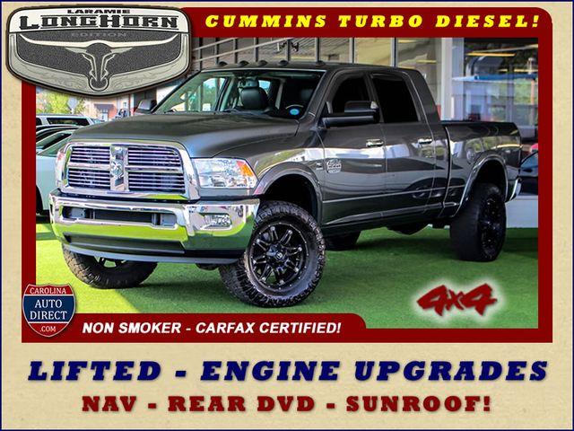 2012 Ram 3500 Laramie Longhorn MEGA CAB 4X4 - LOT$ OF EXTRA$! Mooresville , NC