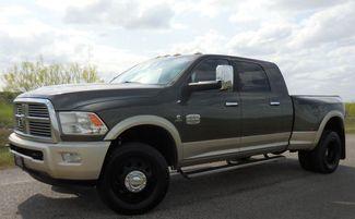 2012 Ram 3500 Laramie Longhorn in New Braunfels, TX 78130