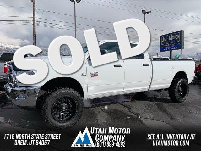 2012 Ram 3500 SLT   Orem, Utah   Utah Motor Company in  Utah