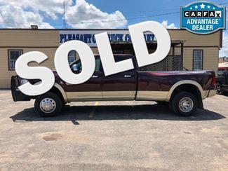 2012 Ram 3500 Laramie Longhorn   Pleasanton, TX   Pleasanton Truck Company in Pleasanton TX
