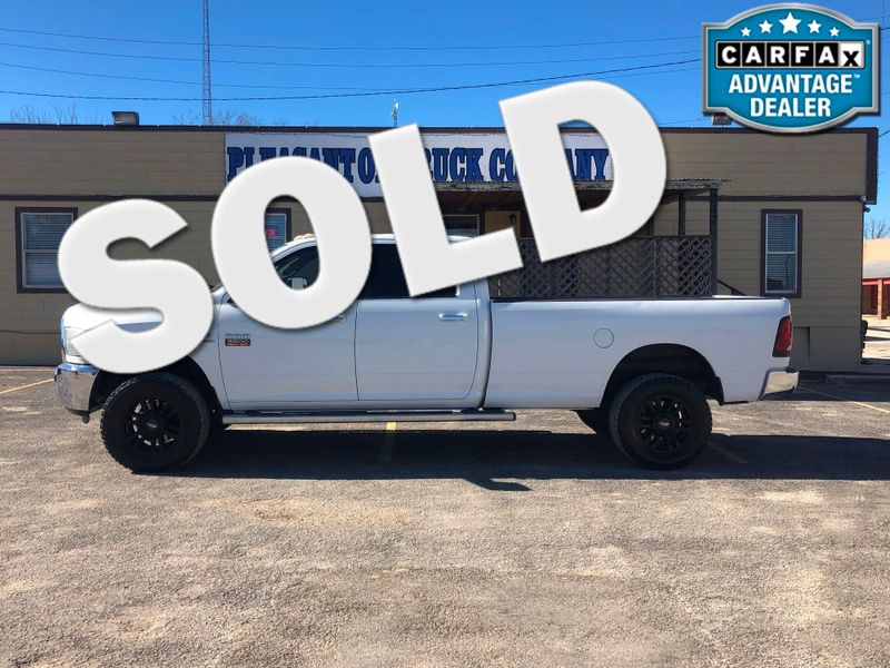 2012 Ram 3500 Lone Star   Pleasanton, TX   Pleasanton Truck Company in Pleasanton TX