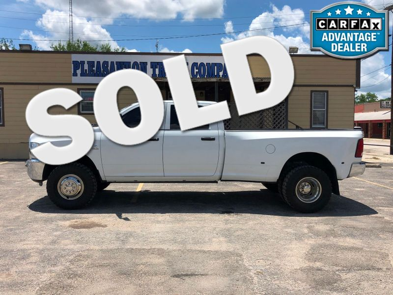 2012 Ram 3500 ST | Pleasanton, TX | Pleasanton Truck Company in Pleasanton TX