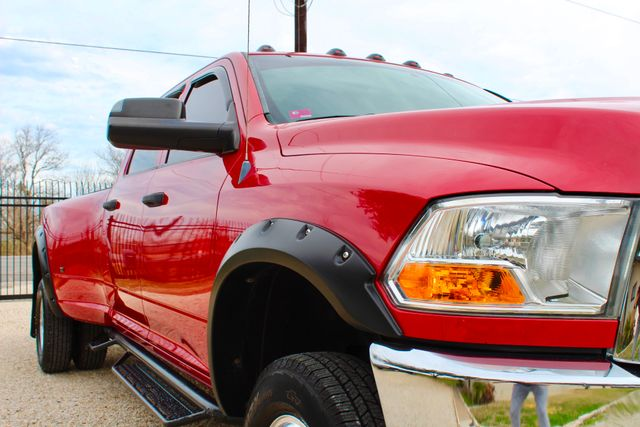 2012 Ram 3500 ST Crew Cab 4x4 6.7L Cummins Diesel 6 Speed Manual LOW MILES Sealy, Texas 2