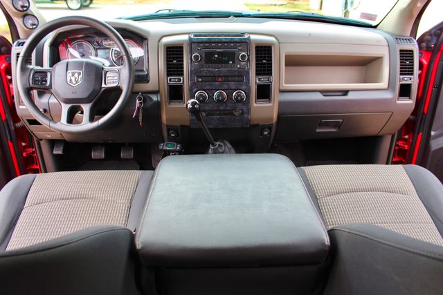 2012 Ram 3500 ST Crew Cab 4x4 6.7L Cummins Diesel 6 Speed Manual LOW MILES Sealy, Texas 54