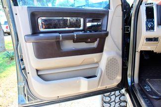 2012 Ram 3500 Laramie Longhorn Mega Cab 4x4 6.7L Cummins Diesel Dually LIFTED LOADED Sealy, Texas 38