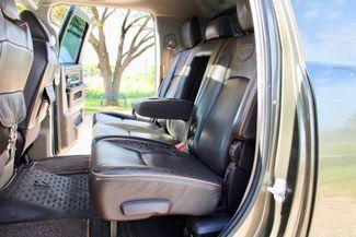 2012 Ram 3500 Laramie Longhorn Mega Cab 4x4 6.7L Cummins Diesel Dually LIFTED LOADED Sealy, Texas 40