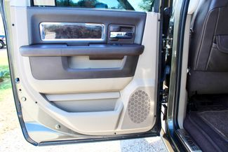 2012 Ram 3500 Laramie Longhorn Mega Cab 4x4 6.7L Cummins Diesel Dually LIFTED LOADED Sealy, Texas 42