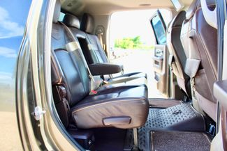2012 Ram 3500 Laramie Longhorn Mega Cab 4x4 6.7L Cummins Diesel Dually LIFTED LOADED Sealy, Texas 44