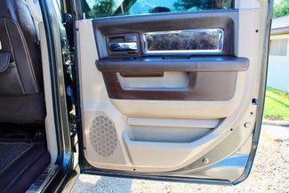 2012 Ram 3500 Laramie Longhorn Mega Cab 4x4 6.7L Cummins Diesel Dually LIFTED LOADED Sealy, Texas 46