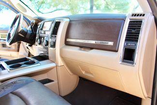 2012 Ram 3500 Laramie Longhorn Mega Cab 4x4 6.7L Cummins Diesel Dually LIFTED LOADED Sealy, Texas 47
