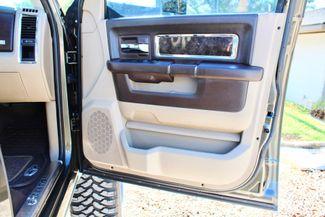 2012 Ram 3500 Laramie Longhorn Mega Cab 4x4 6.7L Cummins Diesel Dually LIFTED LOADED Sealy, Texas 51