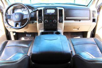 2012 Ram 3500 Laramie Longhorn Mega Cab 4x4 6.7L Cummins Diesel Dually LIFTED LOADED Sealy, Texas 53