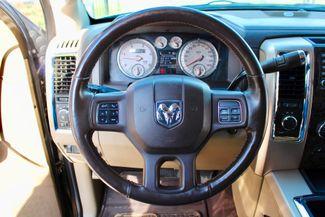 2012 Ram 3500 Laramie Longhorn Mega Cab 4x4 6.7L Cummins Diesel Dually LIFTED LOADED Sealy, Texas 55