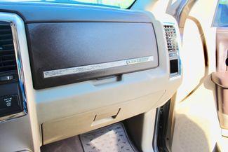 2012 Ram 3500 Laramie Longhorn Mega Cab 4x4 6.7L Cummins Diesel Dually LIFTED LOADED Sealy, Texas 57