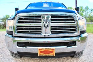 2012 Ram 3500 DRW SLT Crew Cab 4X4 6.7L Cummins Diesel 6 Speed Manual Sealy, Texas 13