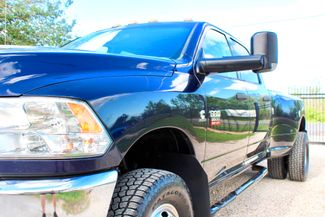 2012 Ram 3500 DRW SLT Crew Cab 4X4 6.7L Cummins Diesel 6 Speed Manual Sealy, Texas 4