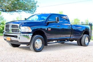 2012 Ram 3500 DRW SLT Crew Cab 4X4 6.7L Cummins Diesel 6 Speed Manual Sealy, Texas 5