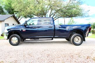 2012 Ram 3500 DRW SLT Crew Cab 4X4 6.7L Cummins Diesel 6 Speed Manual Sealy, Texas 6